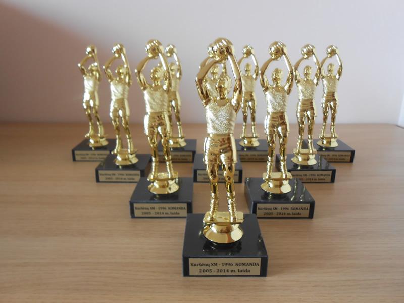 Individualūs apdovanojimai
