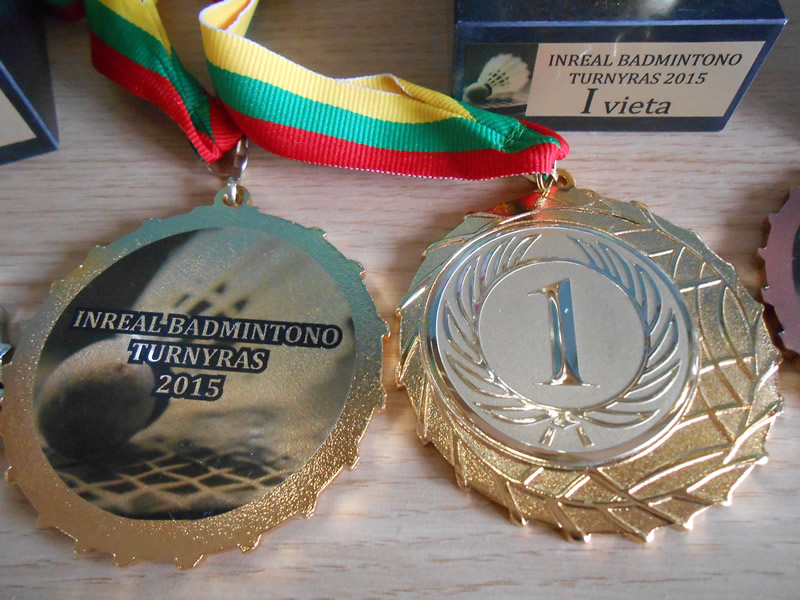 Badmintono turnyras