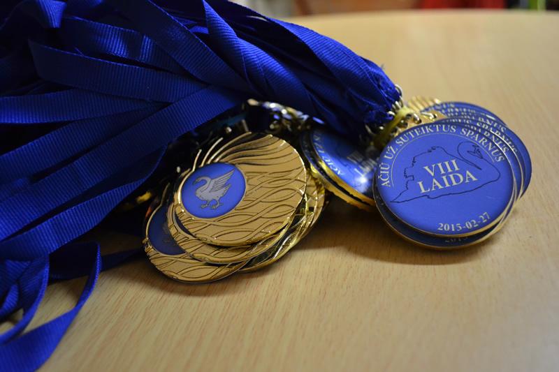Medaliai išleistuvėms