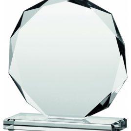 Stiklinis prizas STI-0045