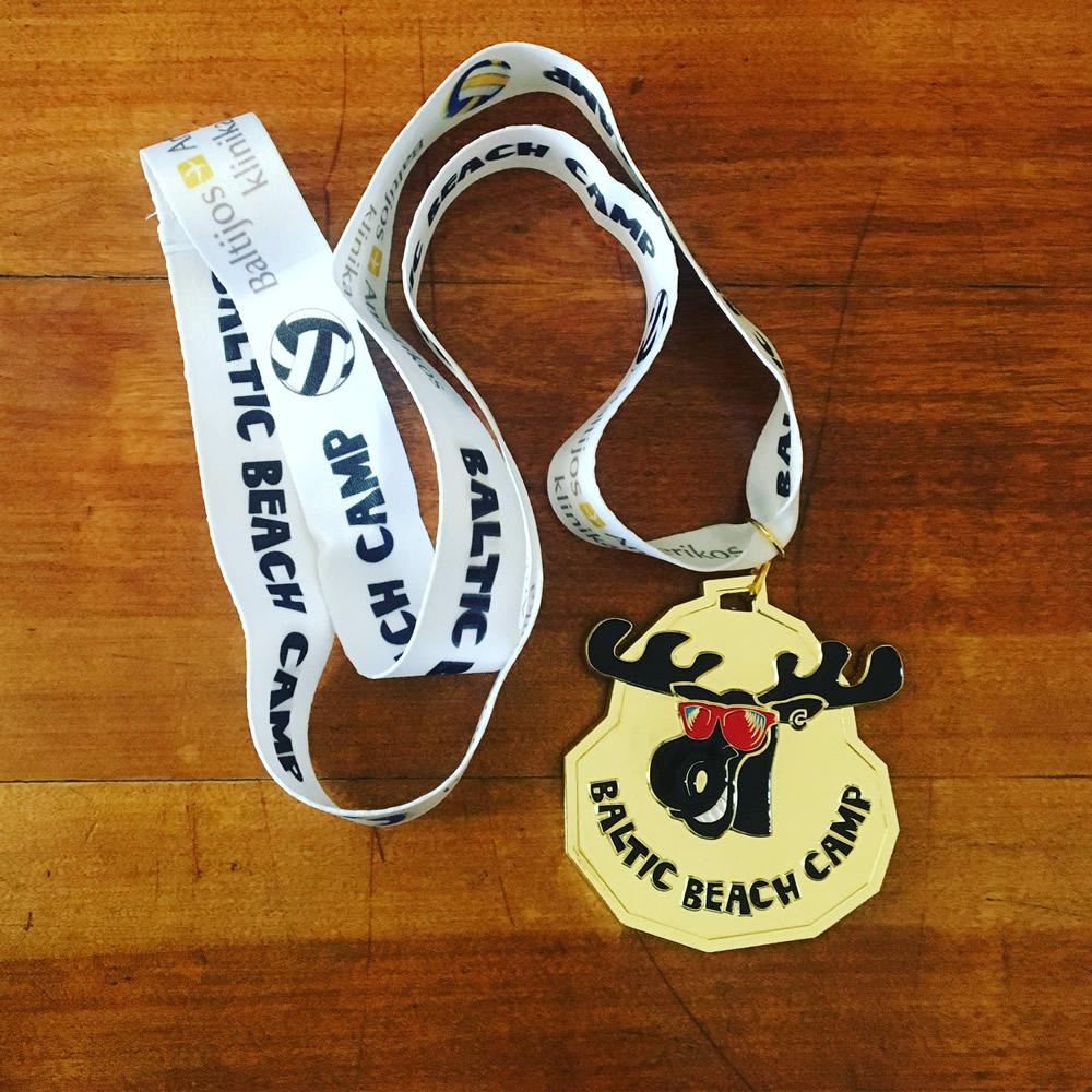 BBC medaliai