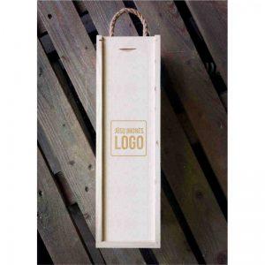 Vyno dėžutė su jūsų logo