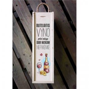 Vyno butelaitis