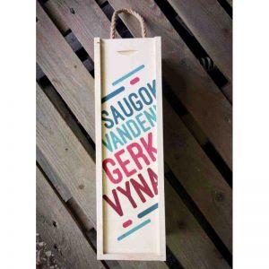 Vyno dėžutė